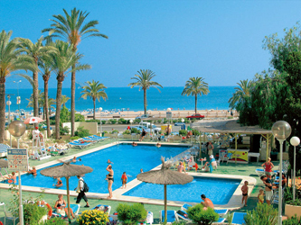 Poseidon playa hotel benidorm royal costa blanca for Hotel poseidon playa